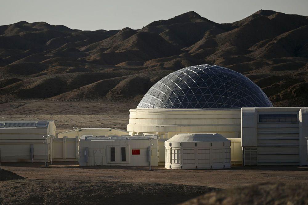 Çin, Gobi Çölü'nde Mars deneyimi yaşatıyor! - Page 1