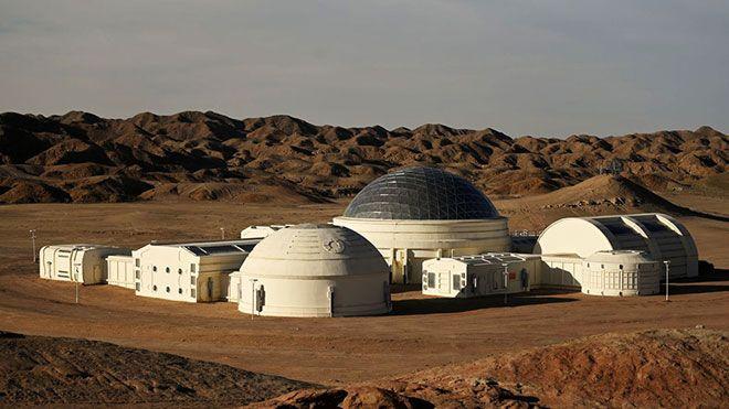 Çin, Gobi Çölü'nde Mars deneyimi yaşatıyor! - Page 2
