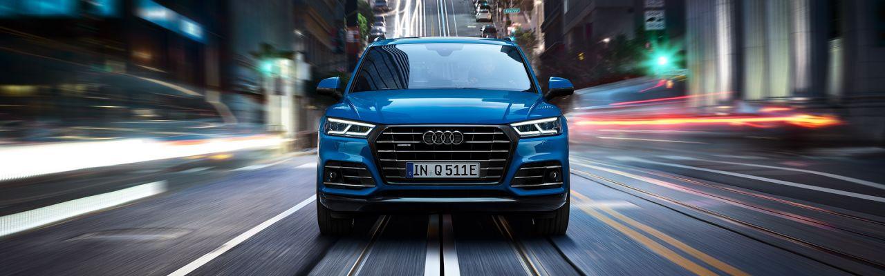 Şarj edilebilir hibrit altyapılı Audi Q5 E Quattro - Page 3