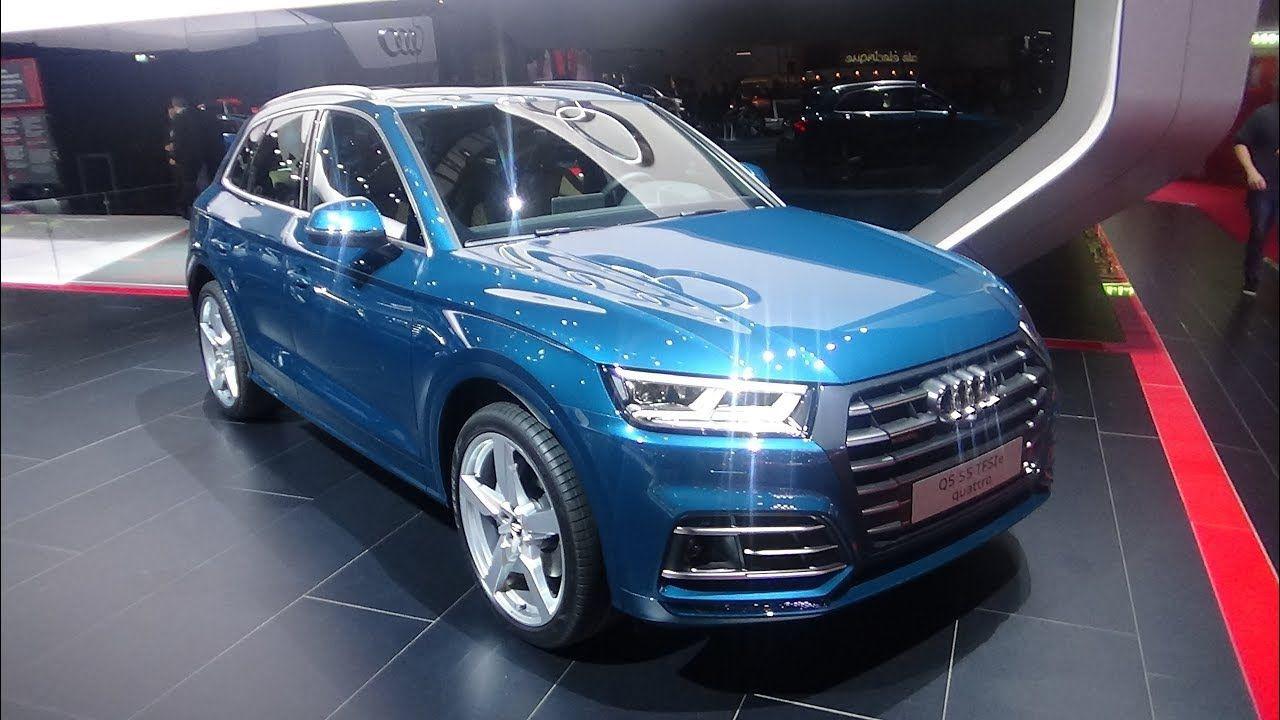 Şarj edilebilir hibrit altyapılı Audi Q5 E Quattro - Page 1