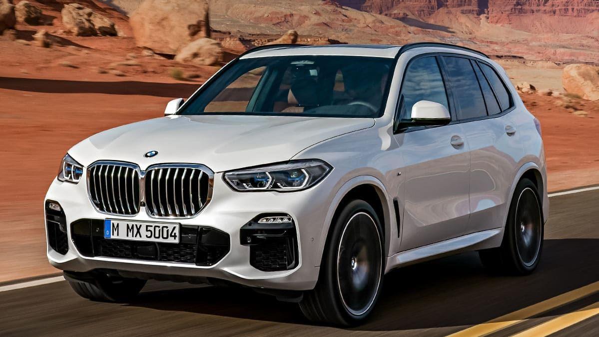 Karşınızda 2020 BMW X5 M50i ve X7 M50i - Page 4