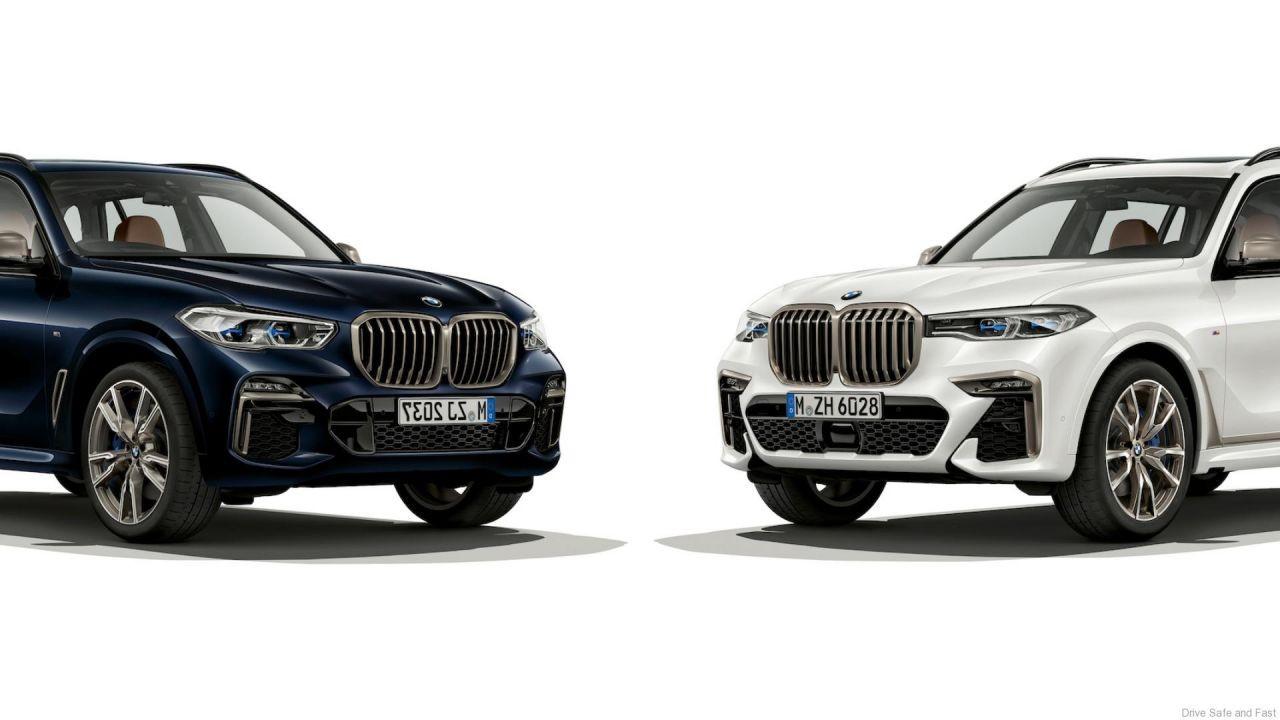 Karşınızda 2020 BMW X5 M50i ve X7 M50i - Page 1
