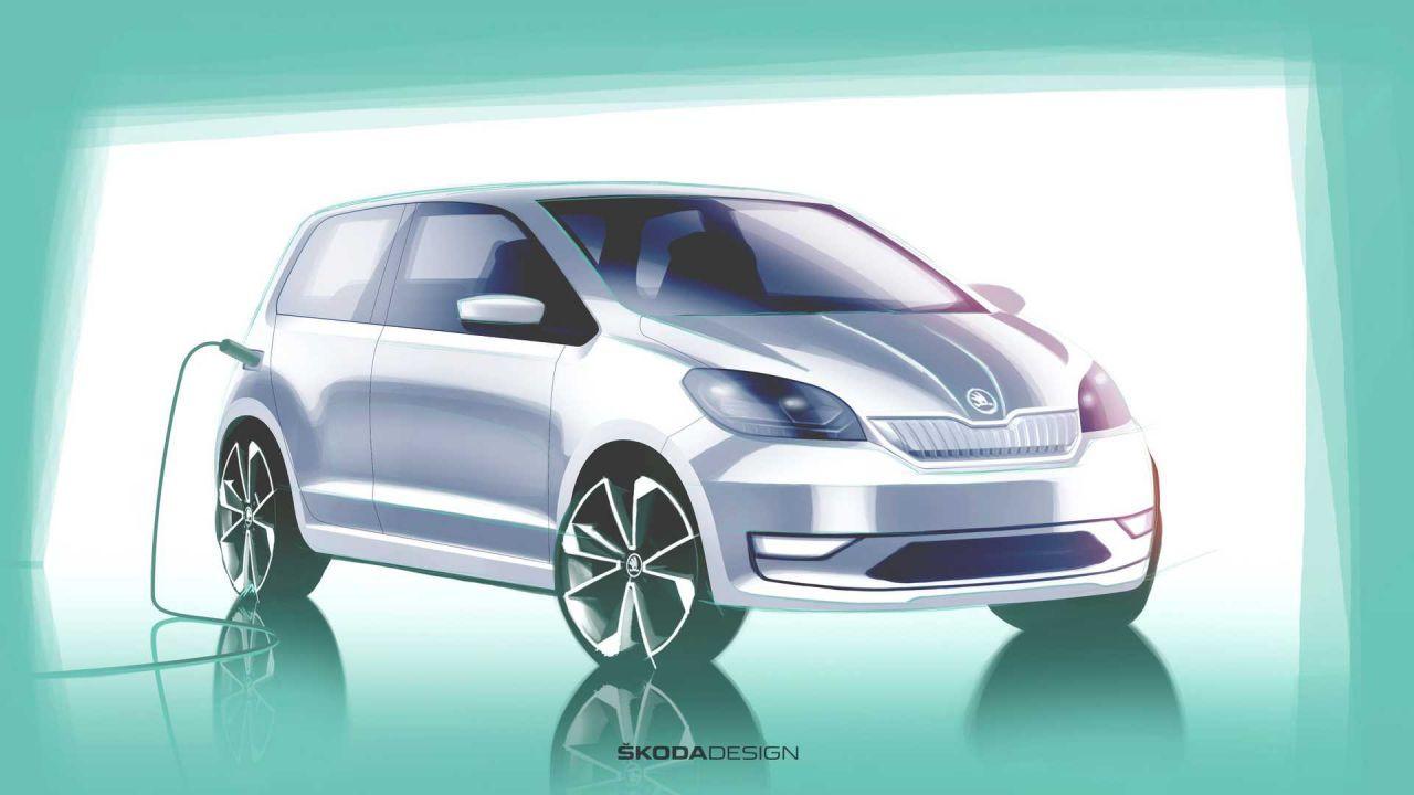 Skoda'nın ilk elektrikli otomobili: Citigo iV - Page 3