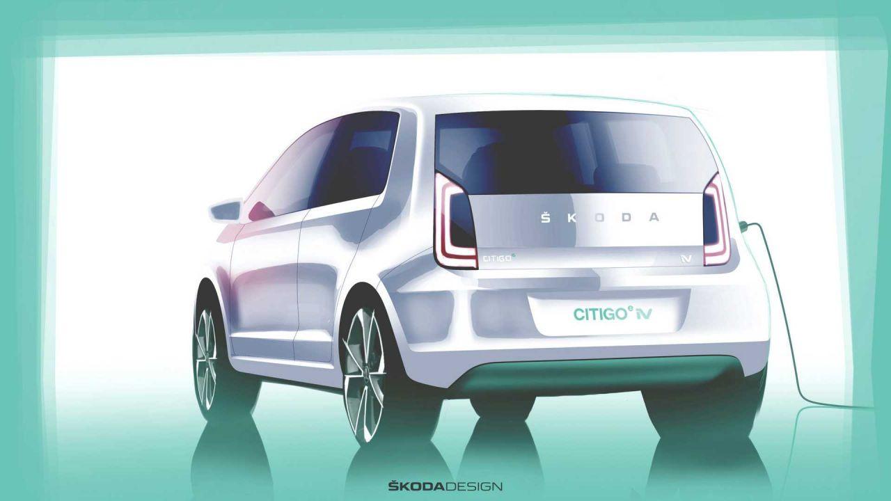 Skoda'nın ilk elektrikli otomobili: Citigo iV - Page 4