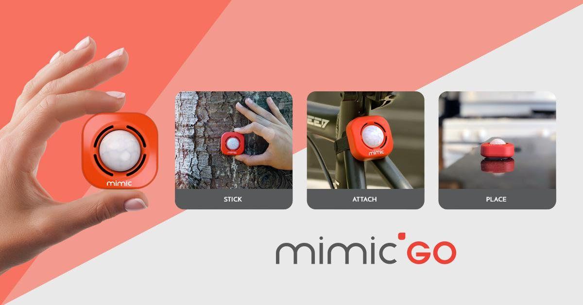 Dünyanın en küçük güvenlik sistemi: Mimic Go - Page 2