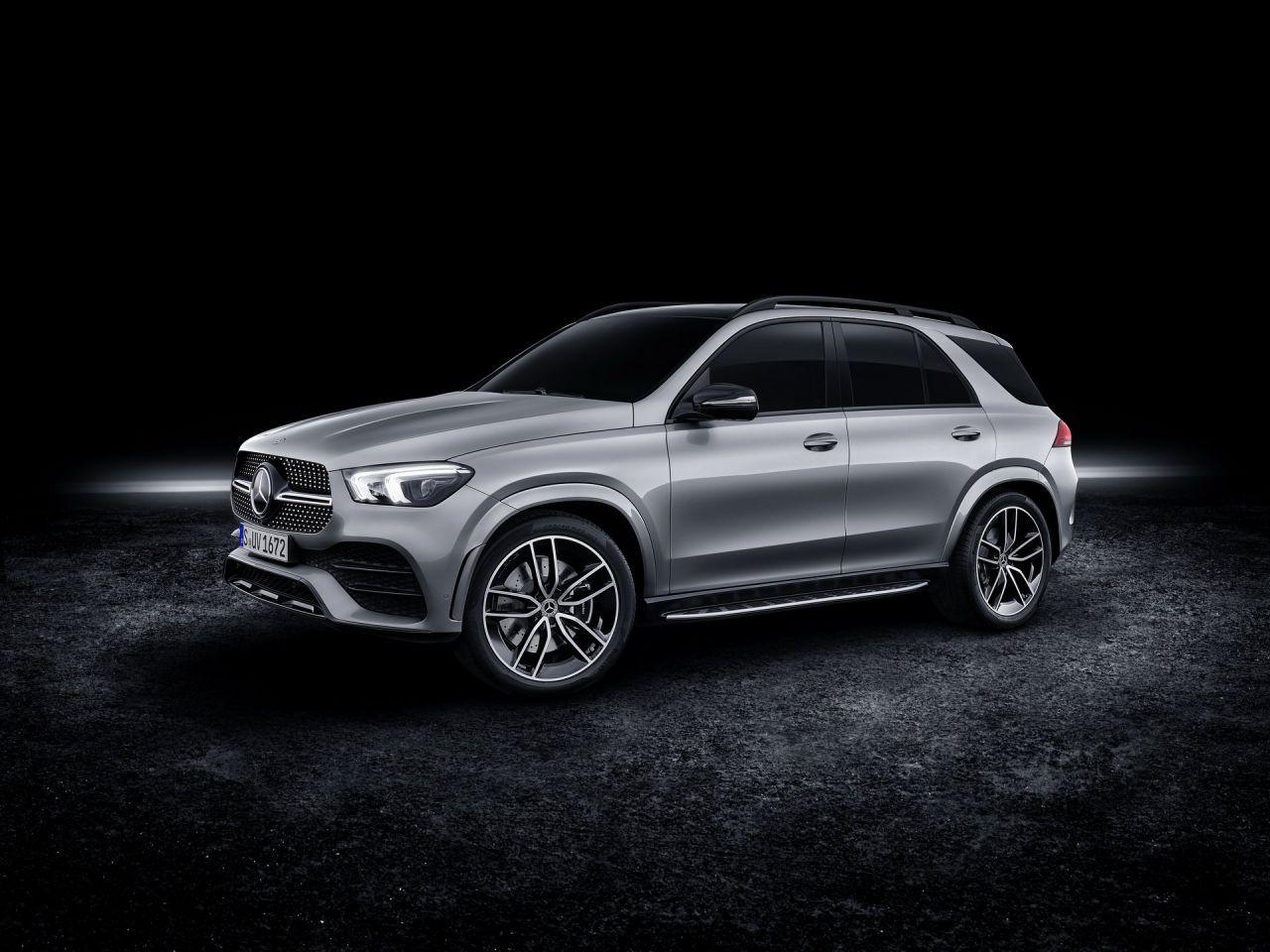Hibrit ve V8 buluşması; 2020 Mercedes-Benz GLE 580 - Page 3