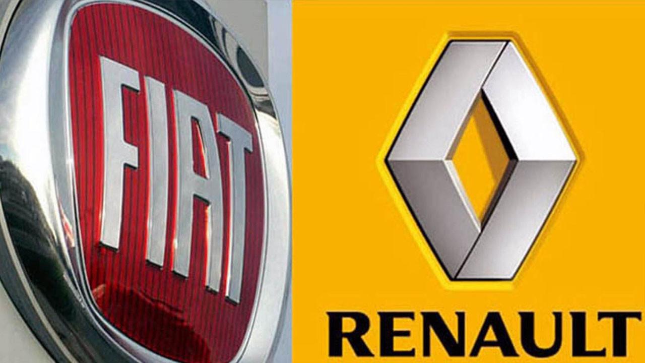 Fiat Chrysler ve Renault birleşebilir