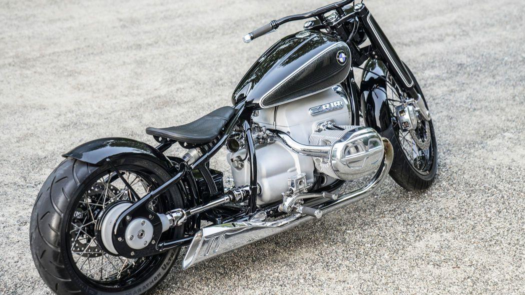 Kışkırtıcı tasarıma sahip motosiklet: BMW R18 Concept - Page 2