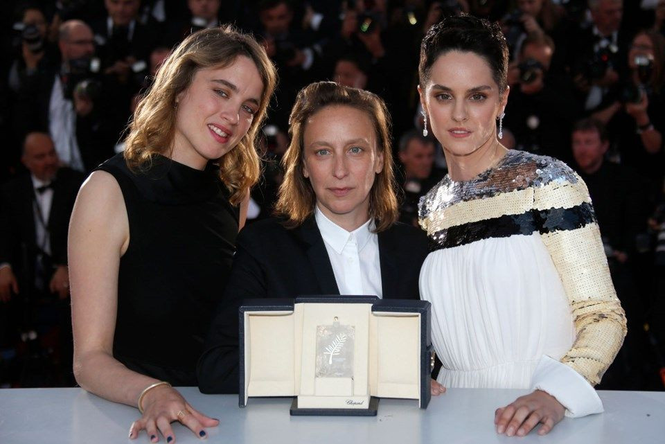 72. Cannes Film Festivali'nde ödüller sahiplerini buldu! - Page 3
