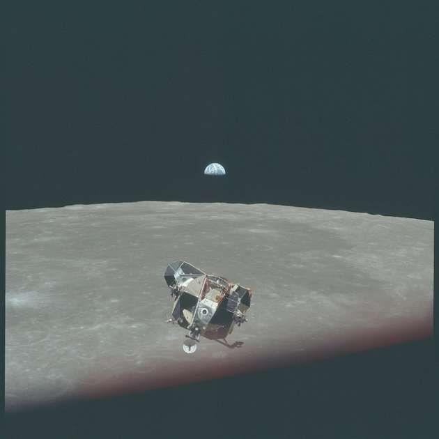NASA bilinmeyen Ay fotoğraflarını yayınladı! - Page 4