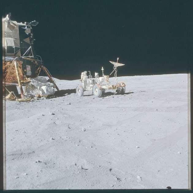 NASA bilinmeyen Ay fotoğraflarını yayınladı! - Page 3