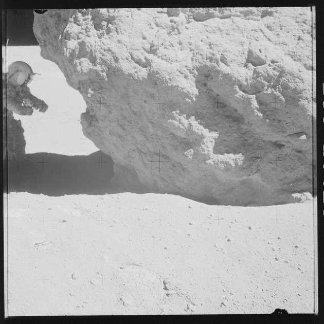 NASA bilinmeyen Ay fotoğraflarını yayınladı! - Page 1