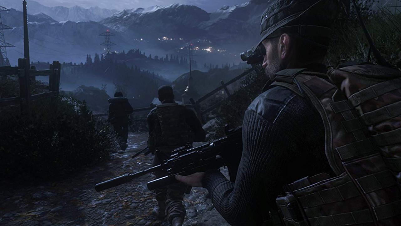 Call of Duty: Modern Warfare duyuruldu!