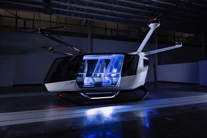 Hidrojen yakıt hücreli ilk uçan otomobil tanıtıldı! - Page 1