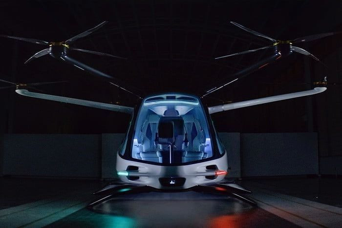 Hidrojen yakıt hücreli ilk uçan otomobil tanıtıldı! - Page 3