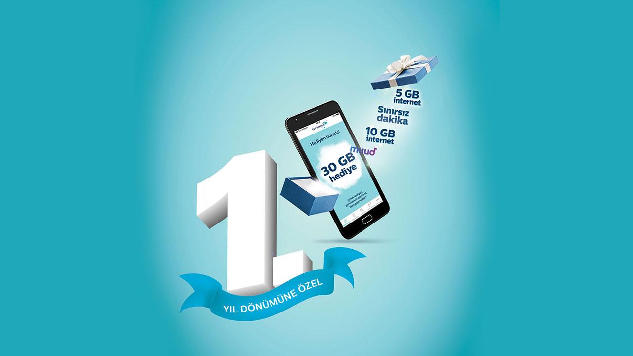 Türk Telekomlulara 'Sil Süpür' ile bol GB bol dakika