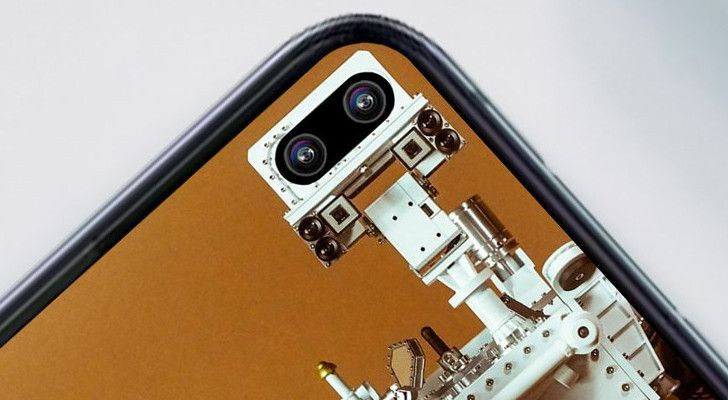 Galaxy S10 ve S10 Plus kamerasını gizleyen duvar kağıtları - Page 1