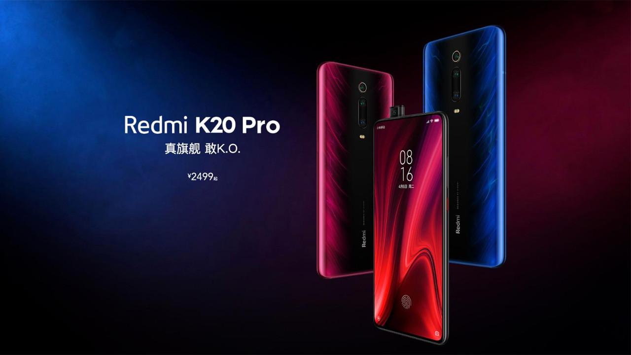 Xiaomi Redmi K20 Pro cep telefonu tanıtıldı!
