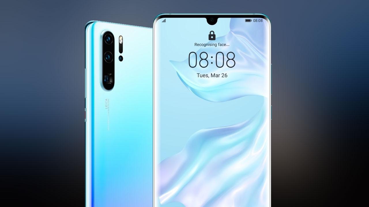 Huawei P30 ailesine çift görüşlü video modu geldi