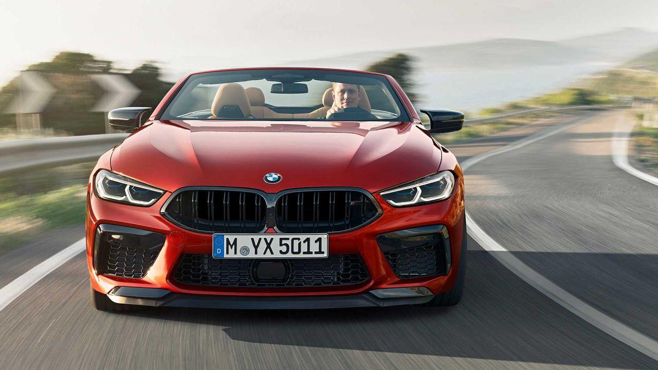 Karşınızda 2020 BMW M8 - Page 3