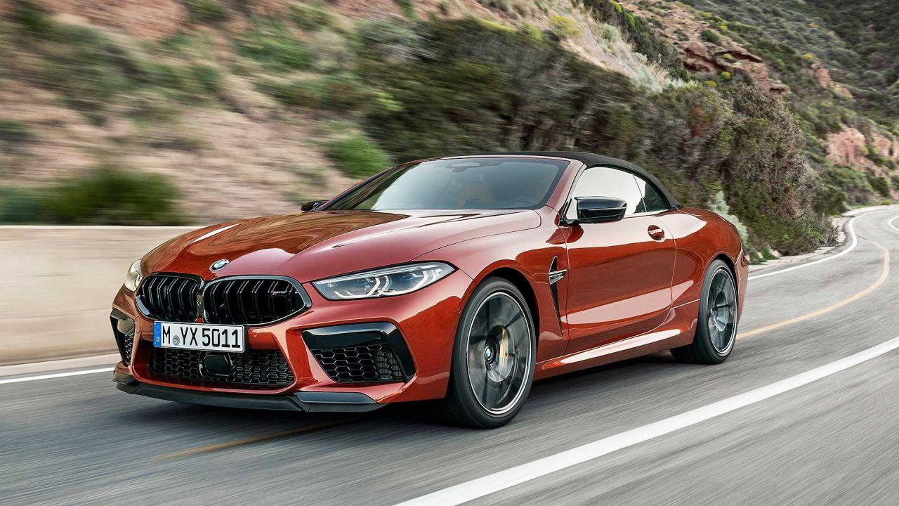 Karşınızda 2020 BMW M8 - Page 1