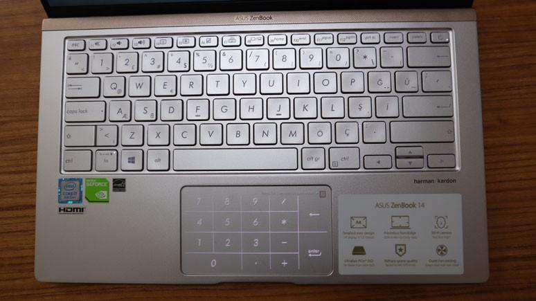 Asus Zenbook 14 UX433 inceleme (video) 1