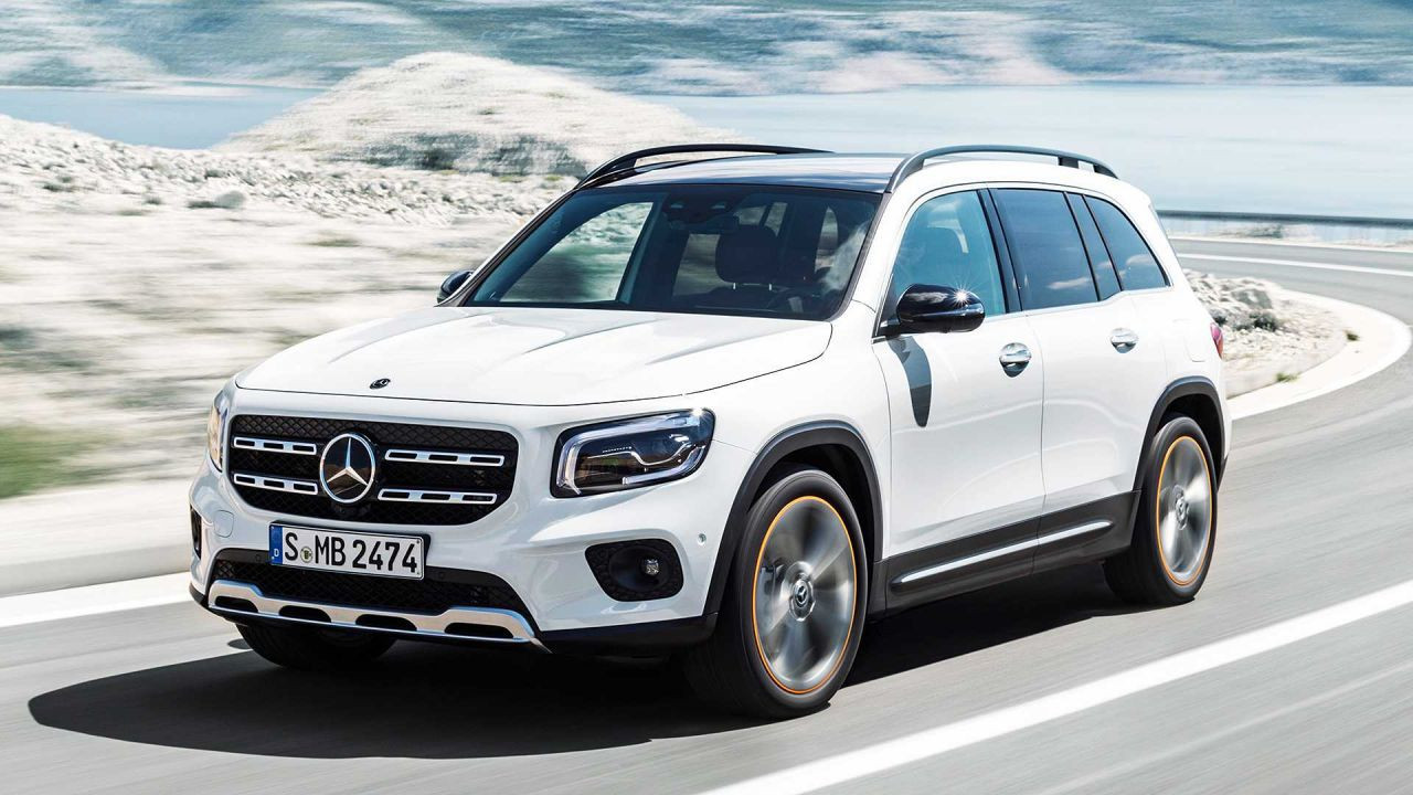 2020 Mercedes-Benz GLB tanıtıldı - Page 1