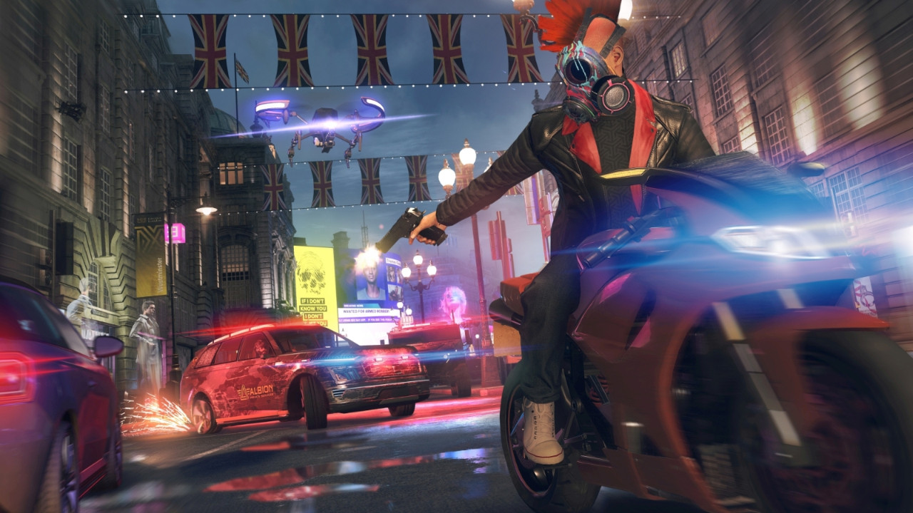 Watch Dogs: Legion duyuruldu!