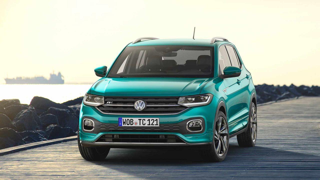 Volkswagen T-Cross için dizel motor seçeneği geldi - Page 1