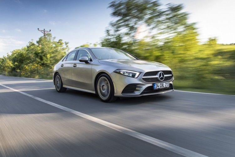 Mercedes-Benz A-Serisi Sedan Türkiye fiyatı belli oldu! - Page 1
