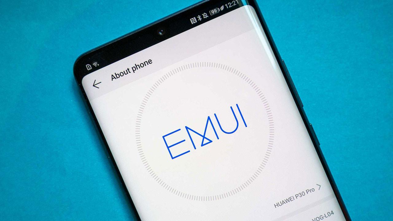 EMUI 10 güncellemesi alacak Huawei modelleri