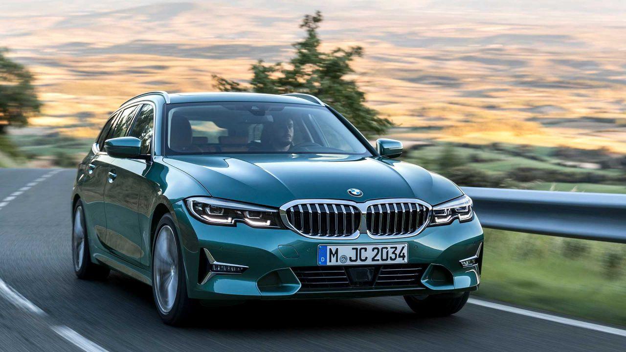 2020 BMW 3 Serisi Touring resmi olarak tanıtıldı - Page 1