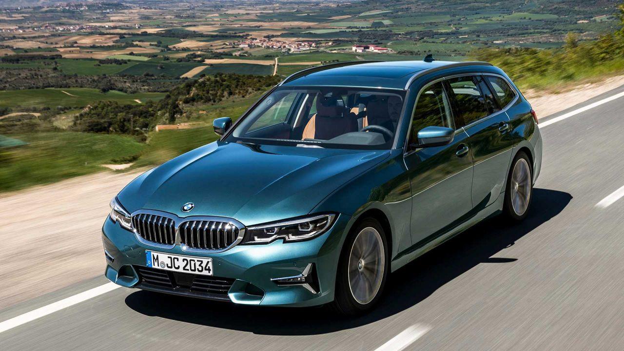 2020 BMW 3 Serisi Touring resmi olarak tanıtıldı - Page 3