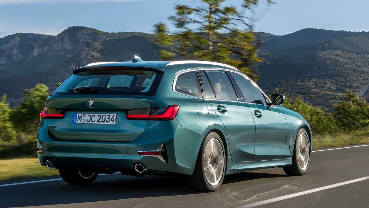 2020 BMW 3 Serisi Touring resmi olarak tanıtıldı - Page 4