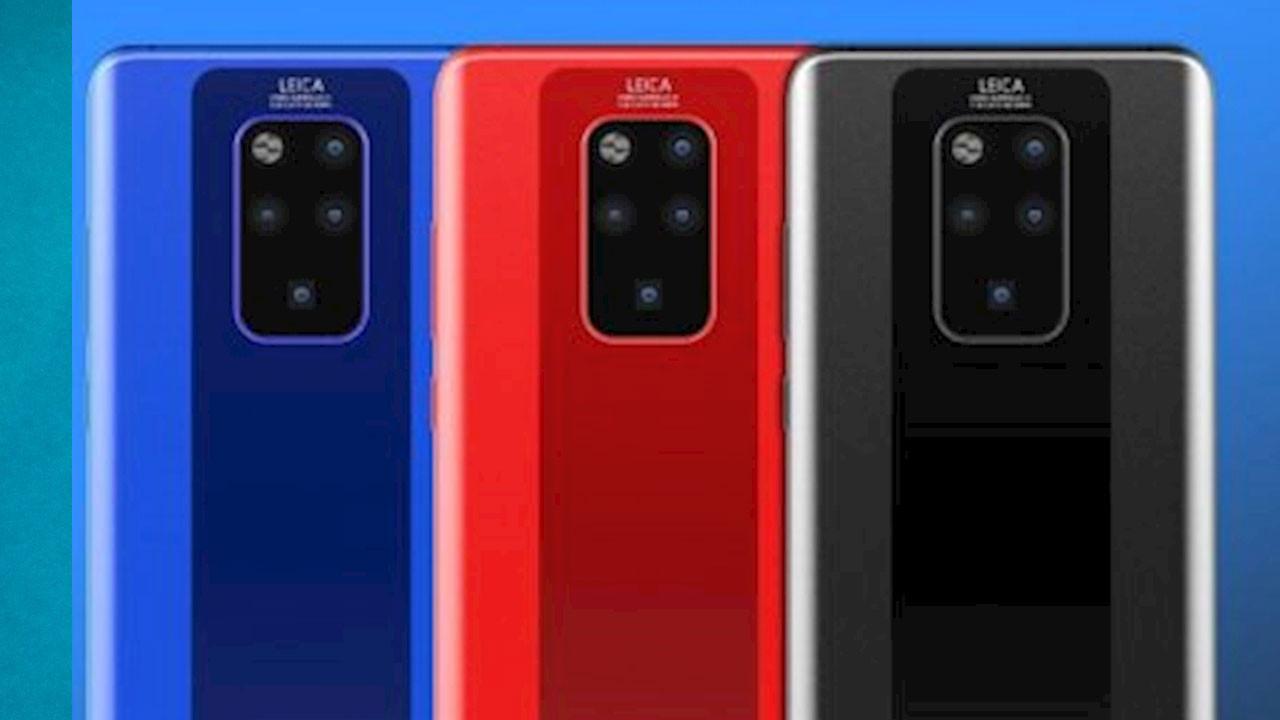 Huawei Mate 30 Pro ortaya çıktı