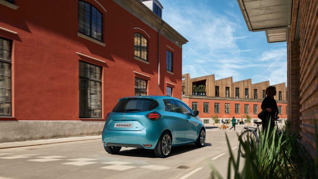 2020 Renault ZOE menzil değeriyle çok iddialı - Page 2