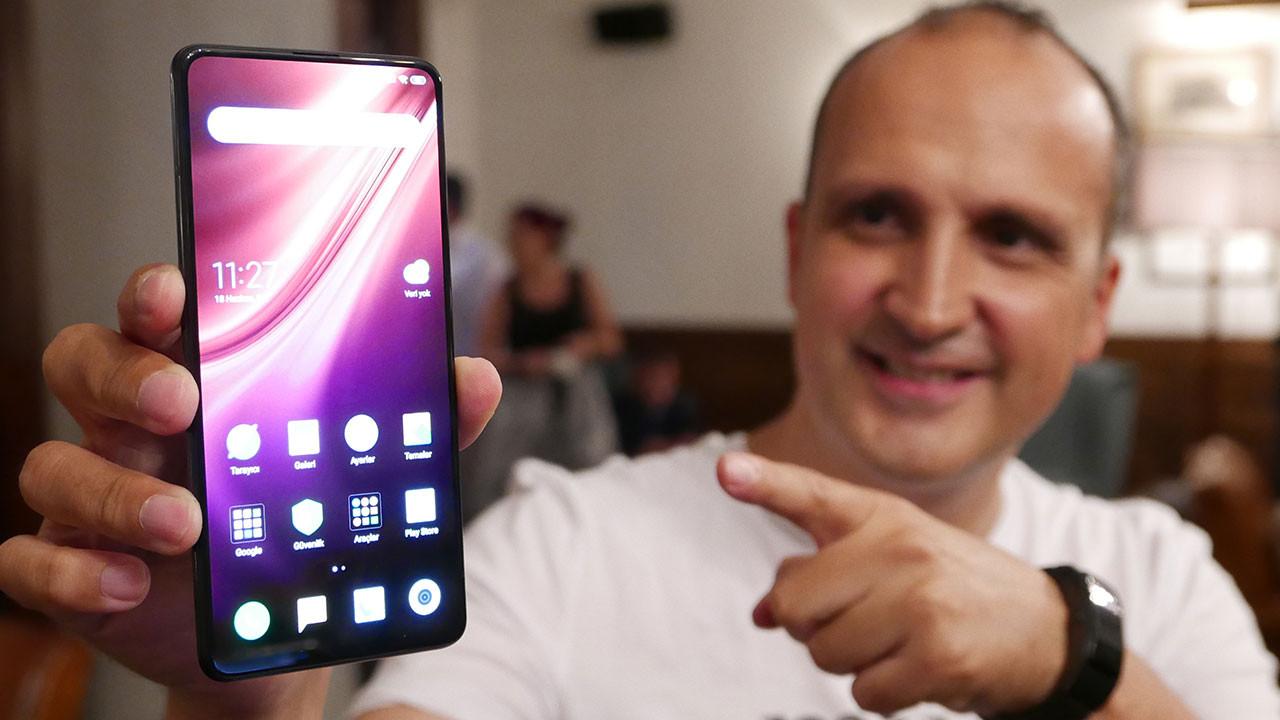 Xiaomi Mi 9T elimizde! (video)