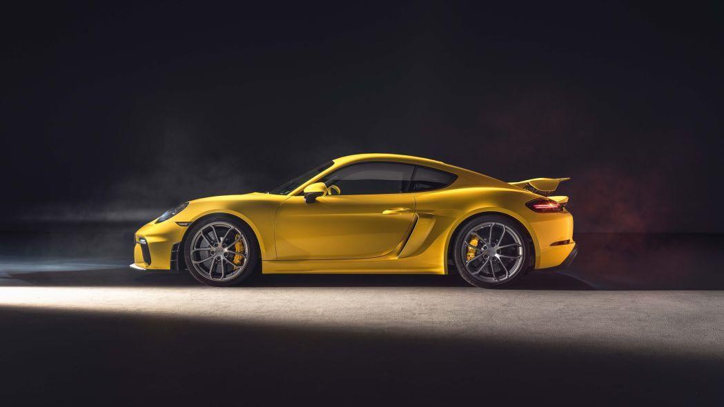 2020 Porsche 718 şimdi daha güçlü - Page 2