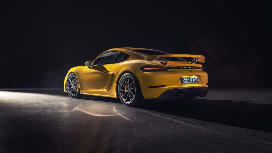 2020 Porsche 718 şimdi daha güçlü - Page 3