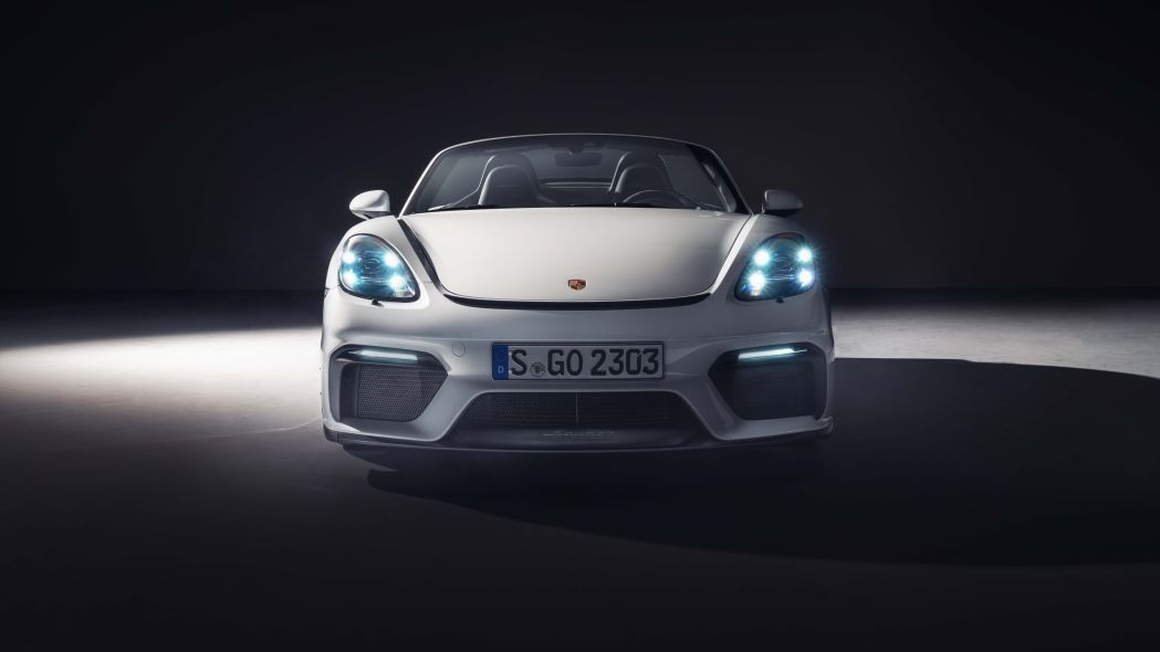 2020 Porsche 718 şimdi daha güçlü - Page 4
