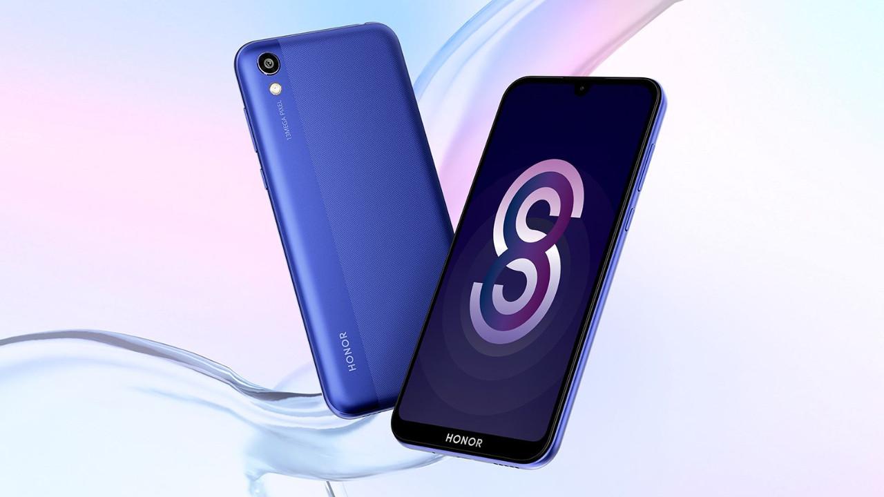 Honor 8S çok yakında Türkiye'de!