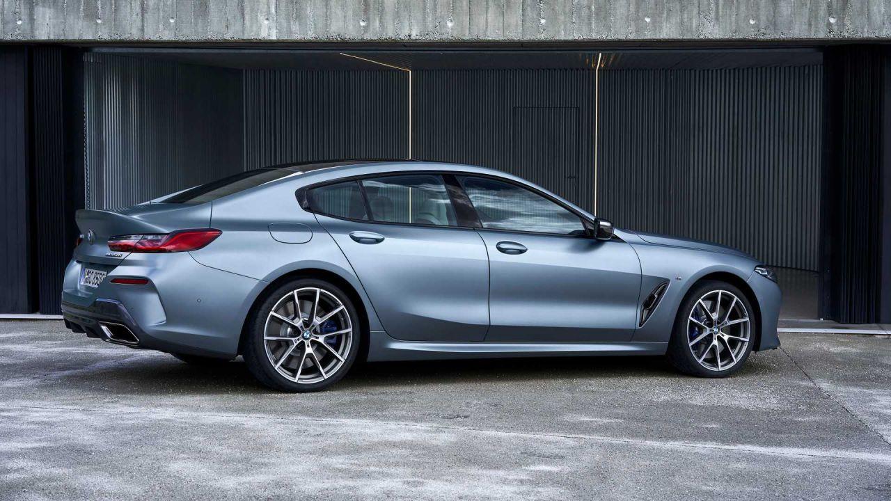 Karşınızda 2020 BMW 8 Serisi Gran Coupe - Page 3