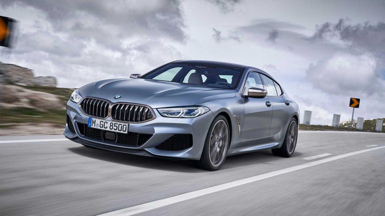 Karşınızda 2020 BMW 8 Serisi Gran Coupe - Page 4