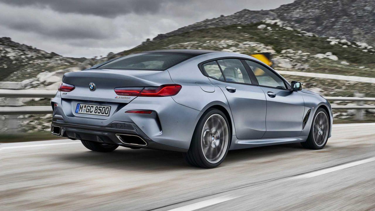 Karşınızda 2020 BMW 8 Serisi Gran Coupe - Page 2