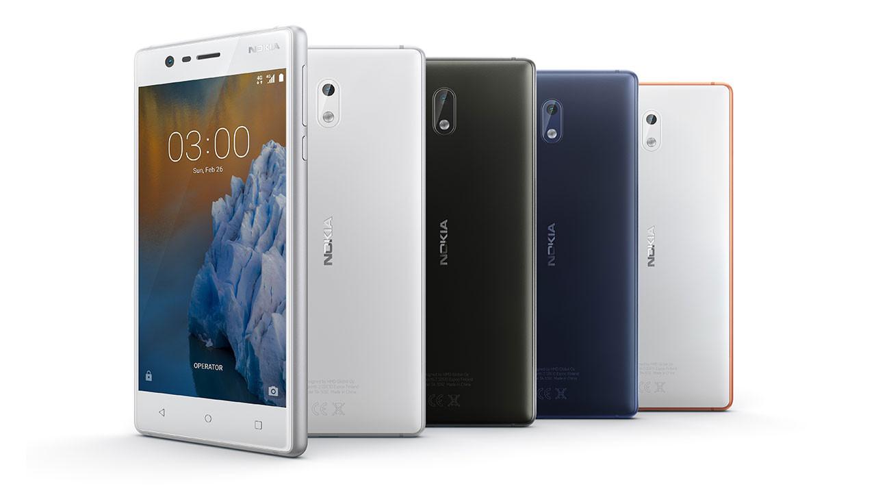 Nokia 3 Android 9 Pie güncellemesini aldı