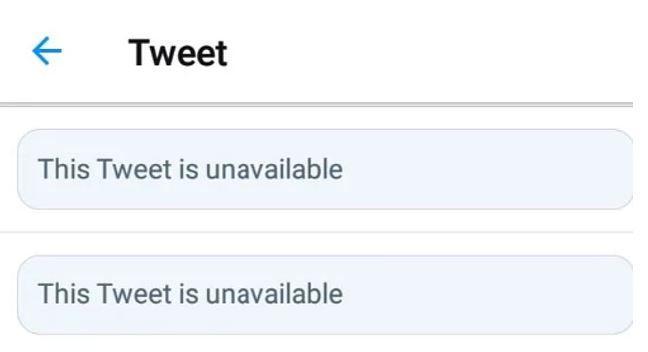 Bu tweet kullanım dışıdır ne anlama geliyor? - Page 2