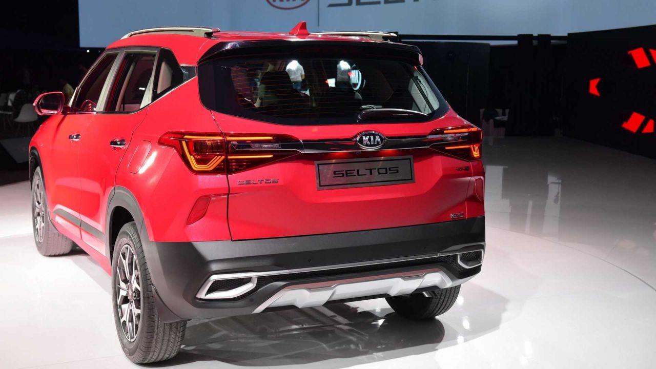 2020 Kompakt SUV KIA Seltos resmi olarak tanıtıldı - Page 2