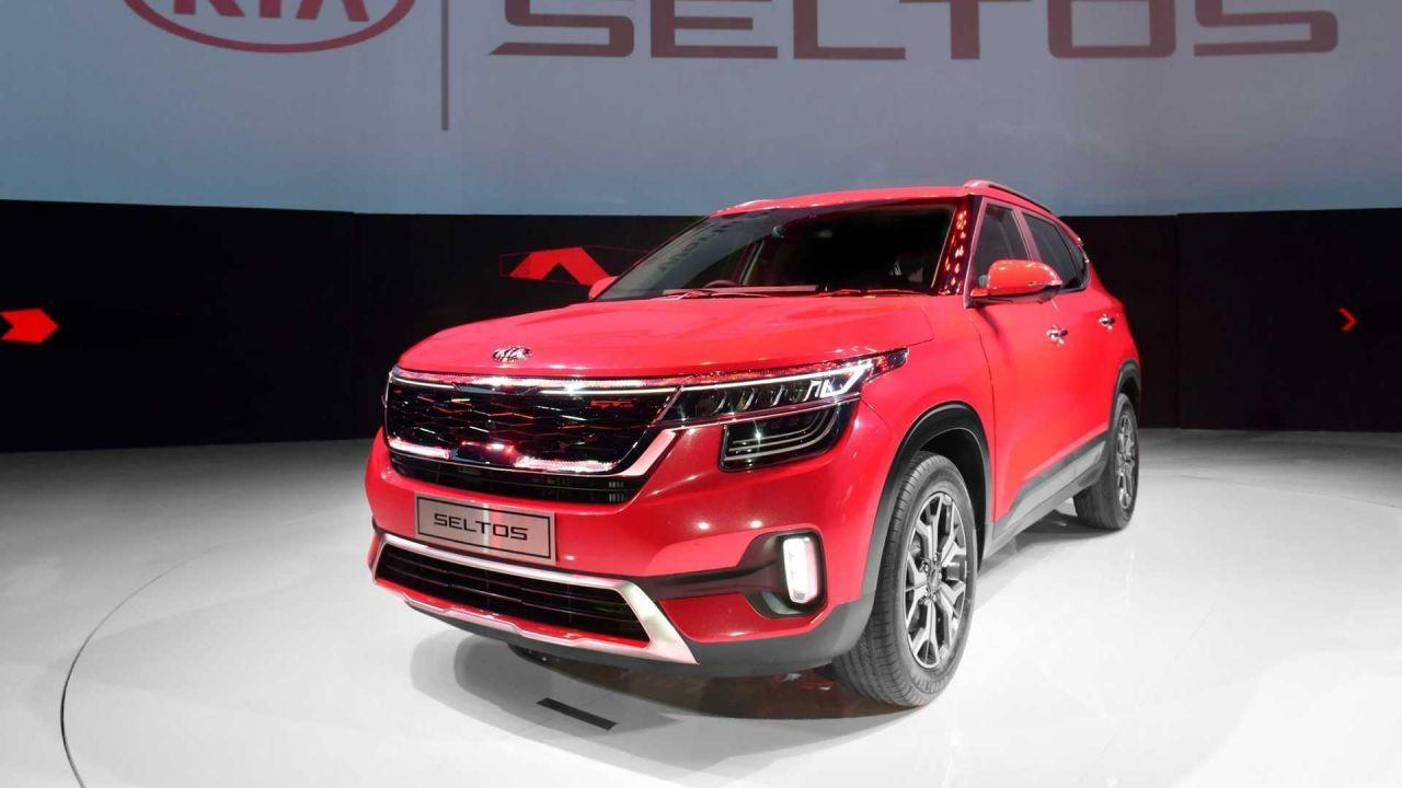 2020 Kompakt SUV KIA Seltos resmi olarak tanıtıldı - Page 1