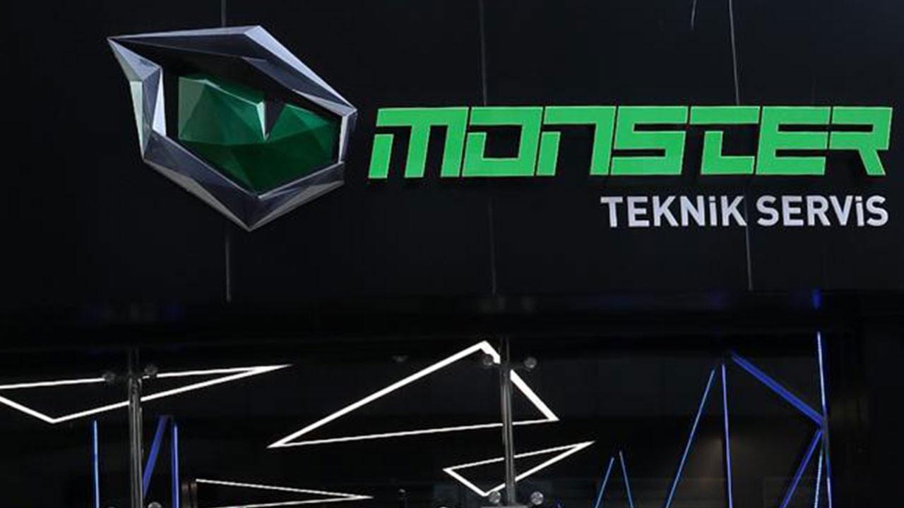 Monster Notebook teknik serviste de iddialı