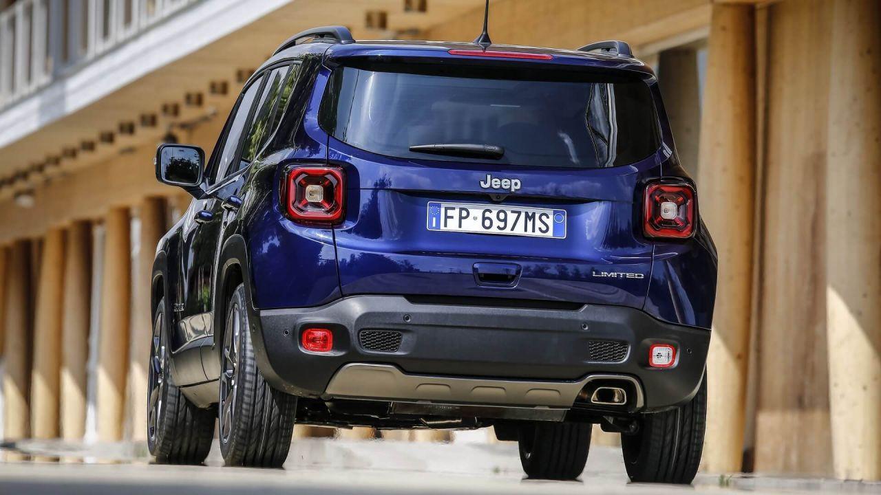 2019 Jeep Renegade Türkiye fiyatı açıklandı - Page 3